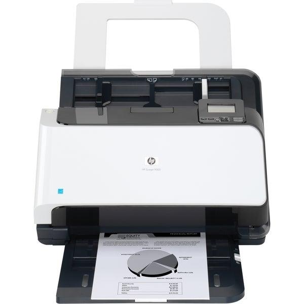 HP Scanjet 9000 Sheetfed Scanner - 600 dpi Optical