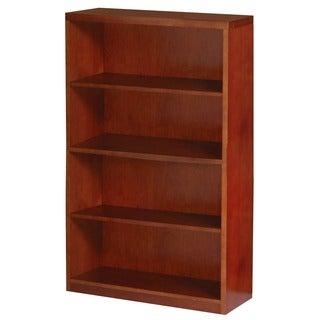 Mayline Mira Series 4-shelf Bookcase