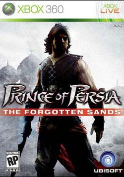 Xbox 360 - Prince of Persia: The Forgotten Sands