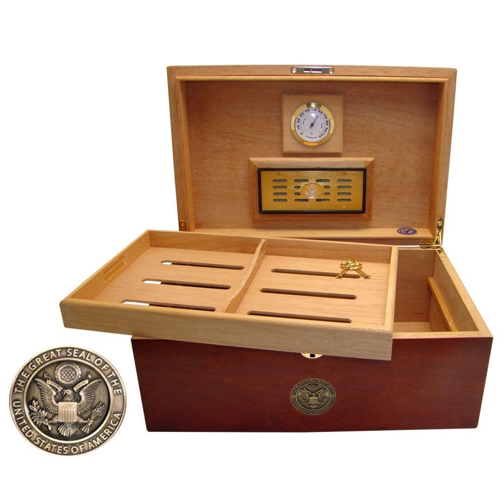 Air Force Humidor 1 Cigar Case