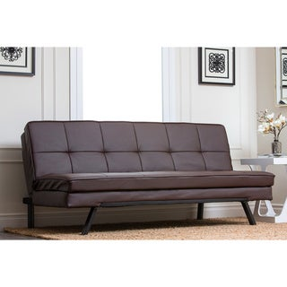 ABBYSON LIVING Newport Double Cushion Convertible Sofa