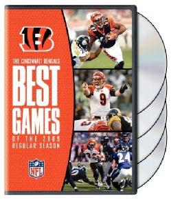 NFL Cincinnati Bengals Best Games of 2009 Regular Season (DVD)