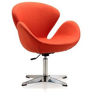 Swan Adjustable Chair Orange