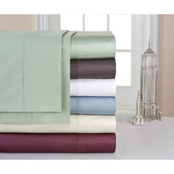 Pima Cotton Extra Deep Pocket 400 Thread Count Sheet Set