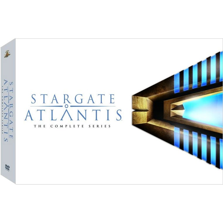 Stargate Atlantis: The Complete Series Giftset (DVD)
