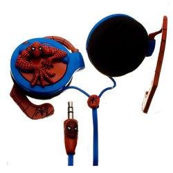Nemo Digital Spider-man 3D Wrap Around Headphones