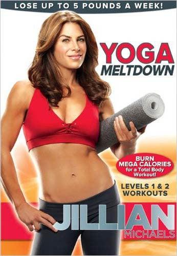 Jillian Michaels: Yoga Meltdown (DVD)