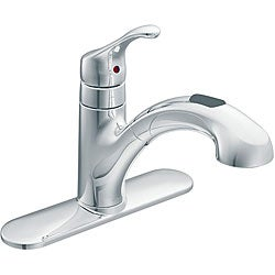 Moen Renzo Chrome Single-handle Kitchen Faucet