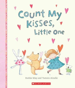 Count My Kisses, Little One (Board book)