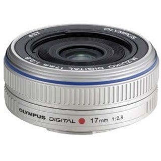 Olympus M.ZUIKO DIGITAL 17 mm f/2.8 Lens