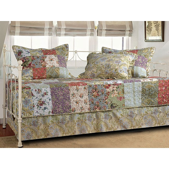 Blooming Prairie 5 Piece Daybed Set Overstock Shopping