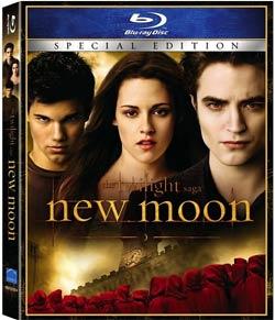 The Twilight Saga: New Moon (Special Edition) (Blu-ray Disc)