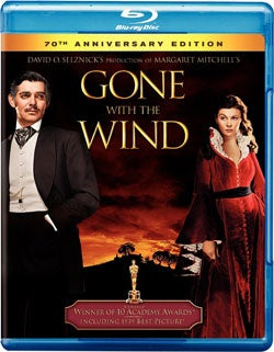Gone With The Wind (Blu-ray Disc)