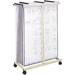 Safco Mobile Vertical Stand