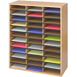 Safco 36-compartment Literature Organizer