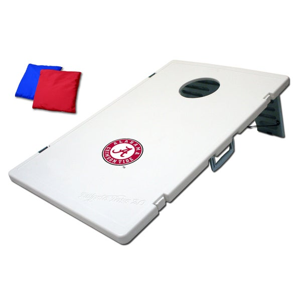 Officially Licensed NCAA 2.0 Lightweight Tailgate Plastic Toss Game