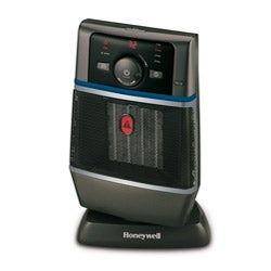 Honeywell HZ370BP Electronic Ceramic Cool-touch Heater