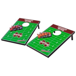 Officially Licensed NCAA Tailgate Wooden Toss Game