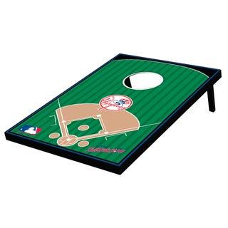 Officially Licensed MLB Diamond Wooden Tailgate Toss Game