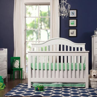 DaVinci Jayden 4-in-1 Convertible Crib with Toddler Rail