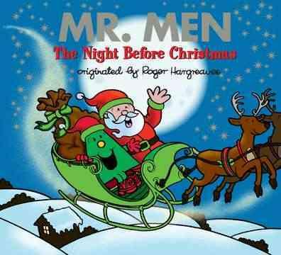 Mr. Men: The Night Before Christmas (Paperback)