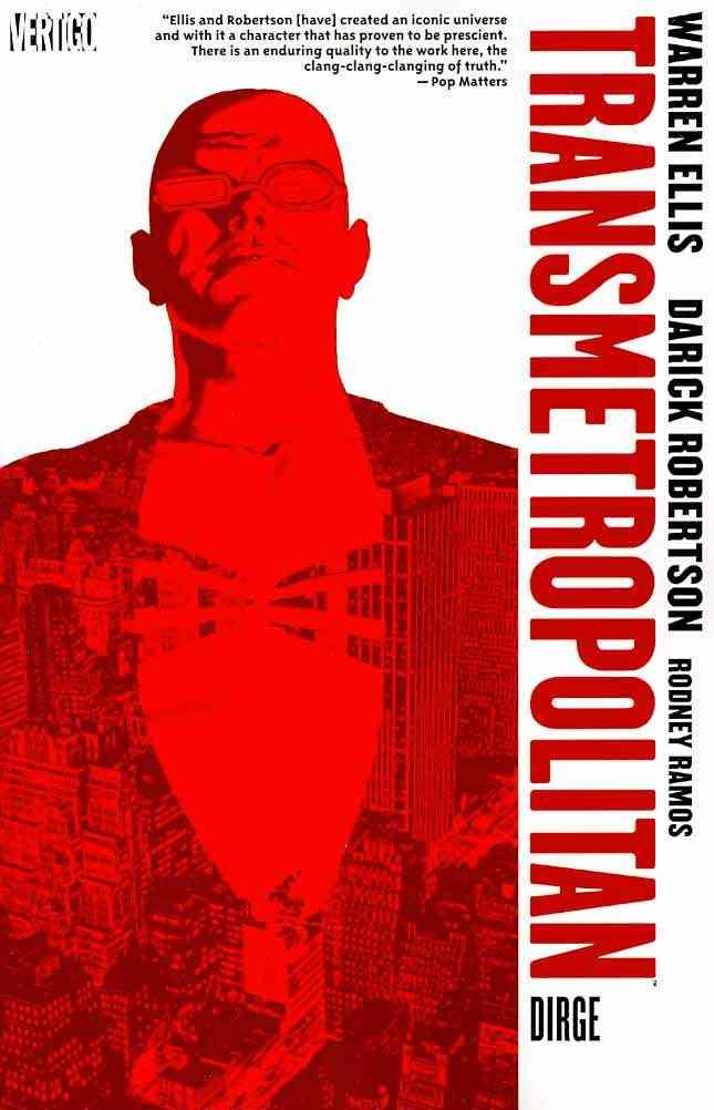 Transmetropolitan 8: Dirge (Paperback)