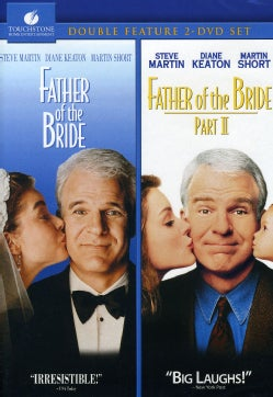 Father Of The Bride/Father Of The Bride 2 (DVD)