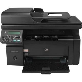 HP LaserJet Pro M1212NF Laser Multifunction Printer