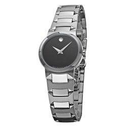 Movado Women's 'Temo' Stainless Steel Bracelet Watch