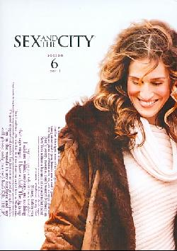 Sex and the City: The Sixth Season Part 1 (DVD)