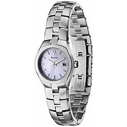 Bulova Bracelet Stainless Steel Women's Watch