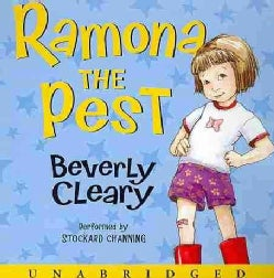 Ramona the Pest (CD-Audio)