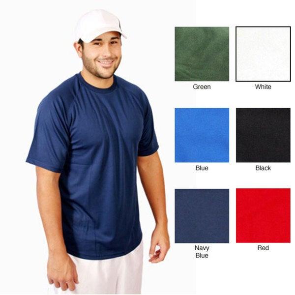 Ledge Men's Fitness Wicking T-shirt