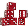 Fabulous Las Vegas 3/4-inch Dice (Set of 25)
