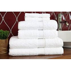Authentic Hotel & Spa Turkish Cotton Hand Towel (Set of 6)