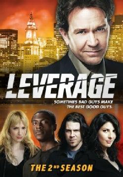Leverage: The Second Season (DVD)