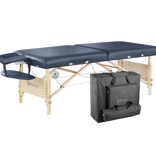 Master Massage 30-inch Coronado Therma Top LX Portable Massage Table