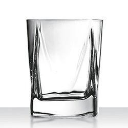 Luigi Bormioli 'Alfieri' Double Old Fashioned Glasses (Set of 4)