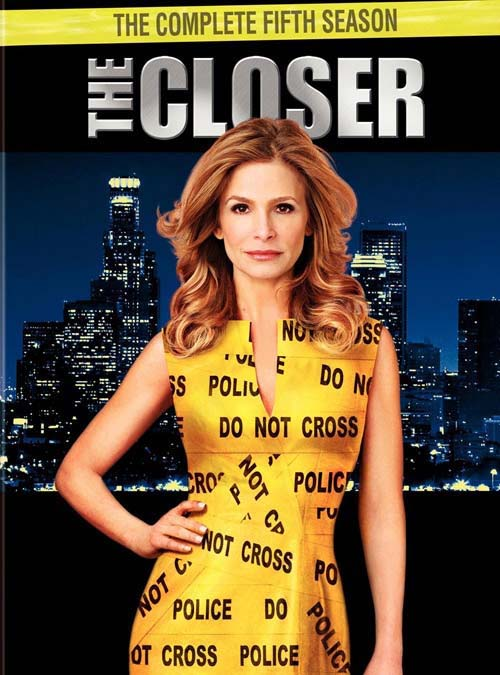 The Closer: The Complete Fifth Season (DVD)