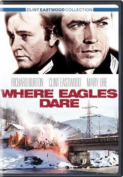 Where Eagles Dare (DVD)