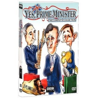 Yes, Prime Minister Complete Collection (DVD)