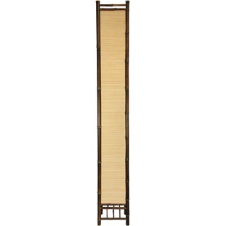 Bamboo 5-foot Kojima Japanese Style Floor Lamp (China)