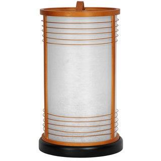 Japanese-style 14-inch Natural Shinjuku Shoji Lantern (China)