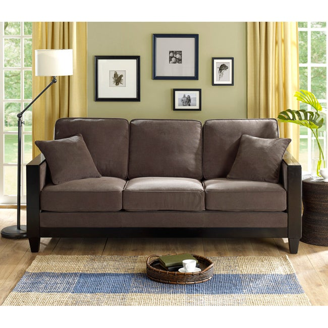 Charcoal Brooks Sofa
