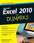 Excel 2010 for Dummies (Paperback)