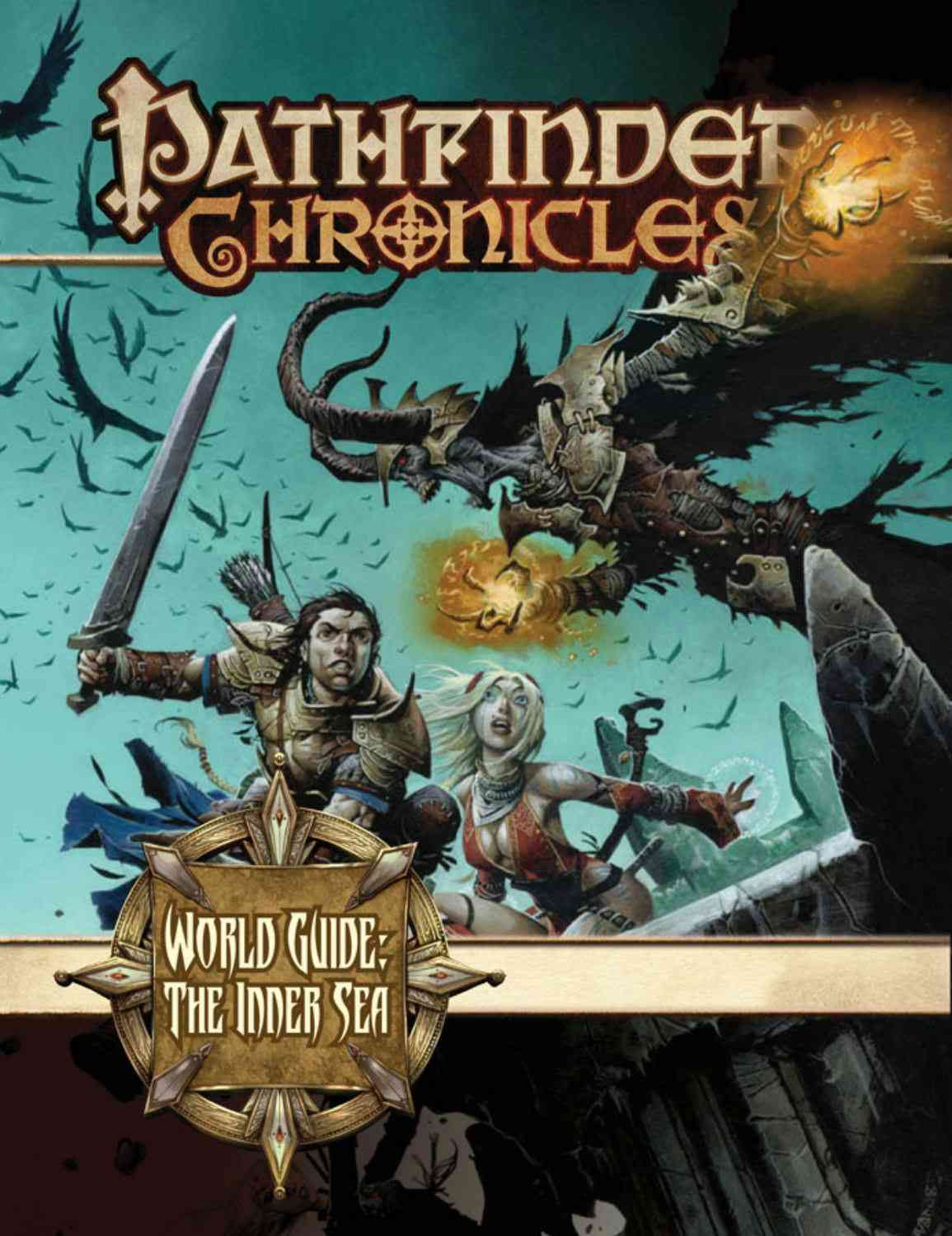 Pathfinder Campaign Setting: the Inner Sea World Guide