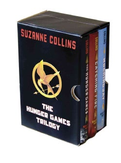 The Hunger Games Trilogy (Hardcover)