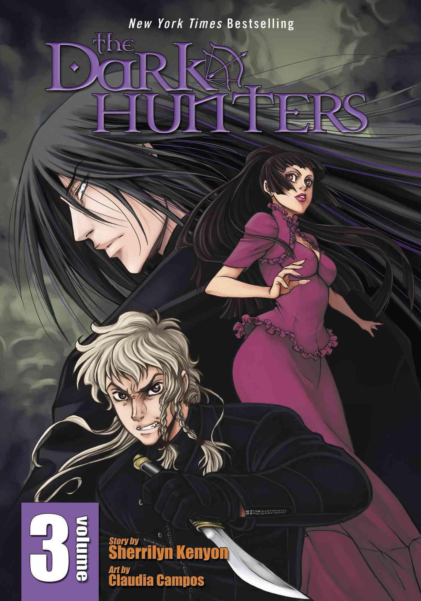 The Dark-hunters 3 (Paperback)
