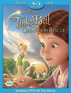 Tinker Bell And The Great Fairy Rescue (Blu-ray/DVD)