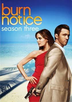 Burn Notice: Season 3 (DVD)